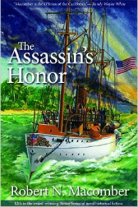 Premier Launching of The Assassin's Honor @ Florida Heritage Book Festival  //  St. Augustine, FL