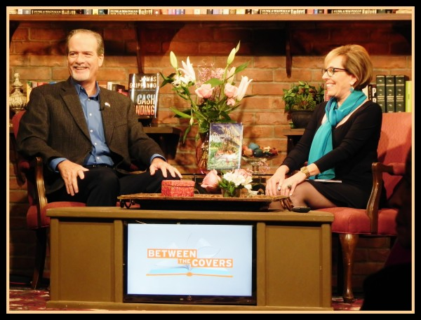 """As a guest on WXEL-TV's PBS program """"Between The Covers"""" with host Ann Bocock, I had time for a Q&A with the live audience."""