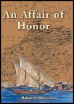 An Affair of Honor, the 5th novel by Florida author Robert N. Macomber