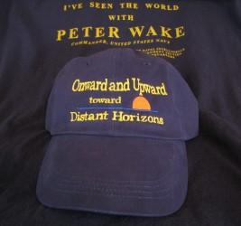 Hat - Onward and Upward toward Distant Horizons