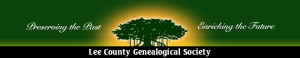 The Lee County Genealogical Society Summer Picnic [Private]