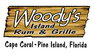 Macomber's annual Pine Island Reader Rendezvous at Woody's Waterside Pub in St. James City, Florida on Pine Island