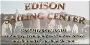 6:30pm Edison Sailing Center Benefit ~ Guest Speaker