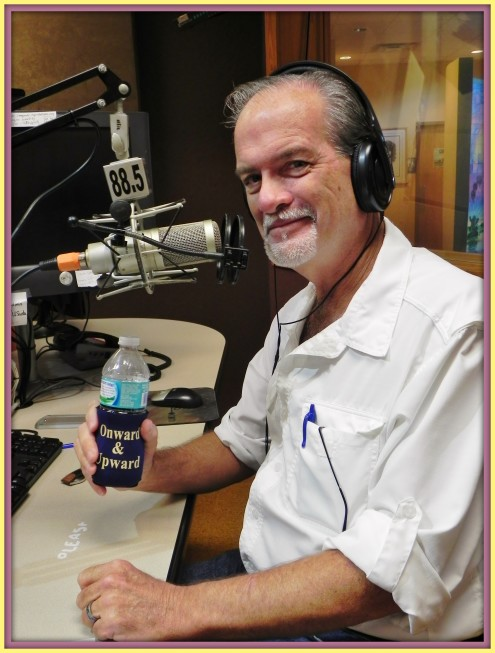 Thoroughly enjoyed my interview with JoEllen on her show Art In Your Ear for WMNF-FM Community Radio in Tampa, FL [October 2015]